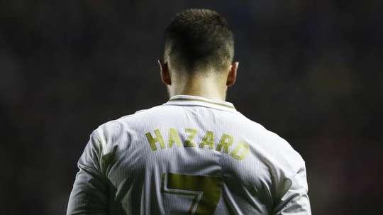 O ponto fraco de Hazard é revelado. GOAL