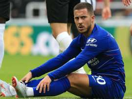 O belga vira dúvida para rodada da Premier League. Goal