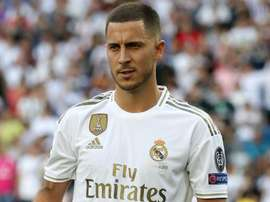 Hazard: You must always win trophies at Real Madrid.