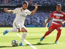 Hazard wants more after Madrid goal