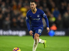 Hazard could be used in a central role in the future. GOAL