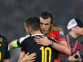Gareth Bale and Eden Hazard might meet in Real Madrid. GOAL
