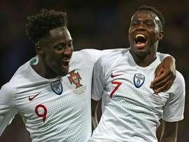 Le Portugal continue de gagner. Goal
