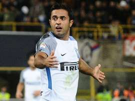 Inter eyeing Champions League return - Eder