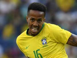 Militao was unveiled as a Madrid player on Wednesday. GOAL