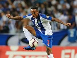 Eder Militao FC Porto. Goal