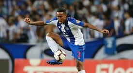 Eder Militão FC Porto. Goal