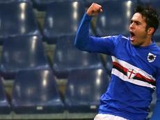 L'ex attaccante di Inter e Cesena, Eder. Goal