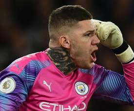 Ederson has become a complete goalkeeper – Fernandinho. GOAL