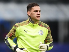 Ederson back in Manchester City side for Chelsea clash. GOAL
