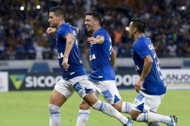 As baixas do Cruzeiro. EFE