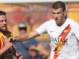 Lecce-AS Roma (0-1), court succès de la Roma. AFP