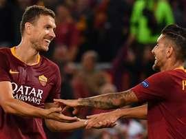 Prima vittoria per la Roma in Champions. Goal