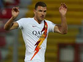 Dzeko: Florenzi offered me Roma captaincy to stay. Goal