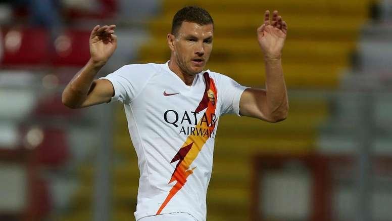 Dzeko: Florenzi offered me Roma captaincy to stay. Goal
