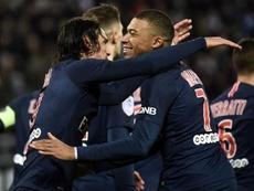 Mbappé buteur. Goal