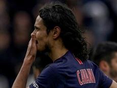 Cavani veut rester. Goal