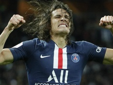 Cavani focused after failed exit – Tuchel praises PSG goalscorer