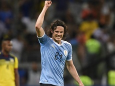 Cavani believes they can go all the way in the Copa America. GOAL