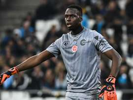 Le retour réussi du gardien de Reims. Goal