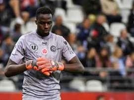 Édouard Mendy à Rennes, c'est fait. Goal