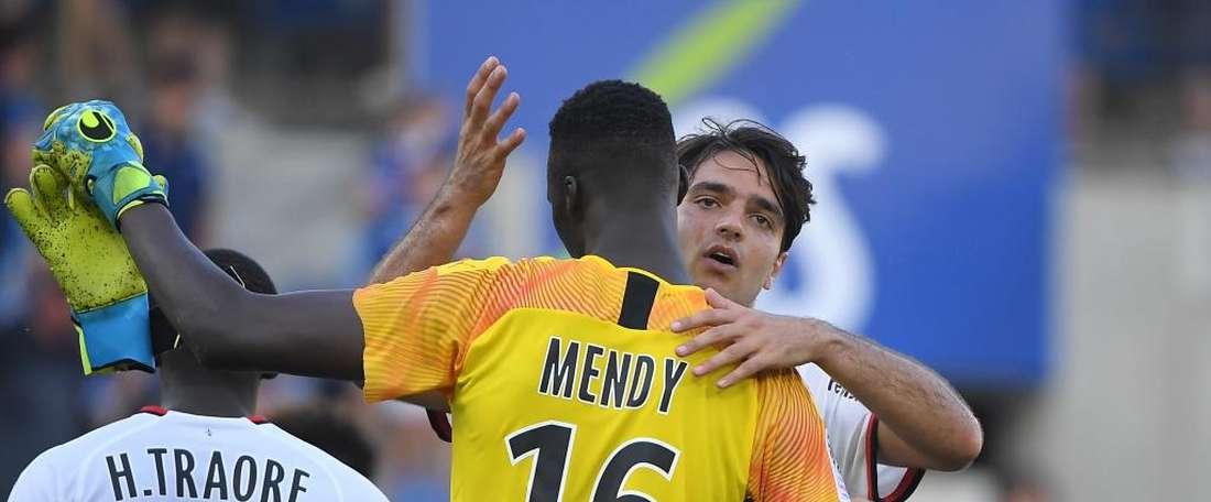 Les Rennais jouent en Europa League cette semaine. Goal