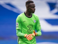 Mendy returns to Chelsea after suffering thigh injury