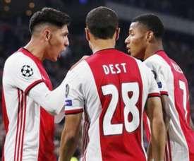 Ligue des champions : les stats à retenir après Ajax-Lille