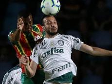 Sampaio Corrêa 0 x 1 Palmeiras: Moisés marca no último minuto e garante vitória ao Verdão.