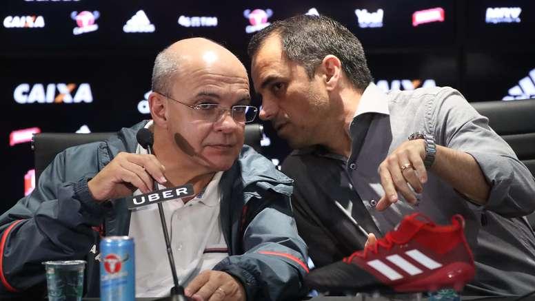 Não são esperadas grandes mudanças para os lados da Gávea. Goal