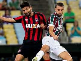 Fluminense 1 x 1 Atlético-PR: Tricolor perde a oportunidade de assumir a liderança do Brasileiro