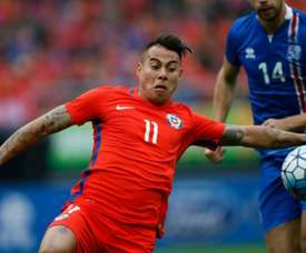Eduardo Vargas Islandia Chile