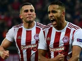 El-Arabi hails Olympiacos spirit