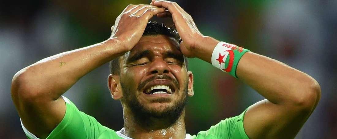 L'Algérie touche le fond. GOAL