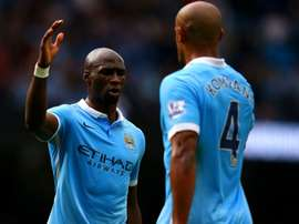 Mangala in from the cold at Manchester City as Kompany resumes familiar toil