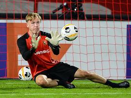 Elias Damergy va signer stagiaire avec Rennes. Goal