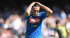 Il Napoli punisce Elmas. Goal