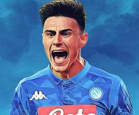 Eljif Elmas rejoint Naples pour 16 millions d'euros. AFP