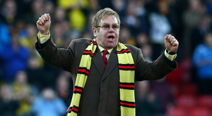 Foster ad Elton John. Goal