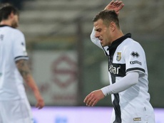 Salernitana, Calaiò lascia il calcio giocato: c'è il comunicato del club. Goal
