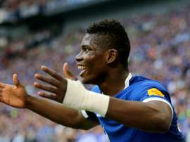 Embolo has joined Borussia Monchengladbach from Schalke. GOAL