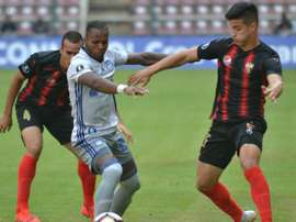 Deportivo Lara 0 Emelec 0: Angulo penalty miss denies visitors