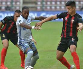 Deportivo Lara 0 Emelec 0: Angulo penalty miss denies visitors