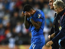 Emerson injury 'nothing serious'