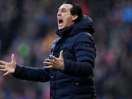 Emery's side suffered defeat to Belarisian side BATE Borisov in Europa League. GOAL