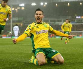Norwich City 1 Swansea City 0: Canaries move five points clear at Championship summit