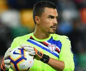 Audero makes permanent move to Sampdoria from Juve. GOAL