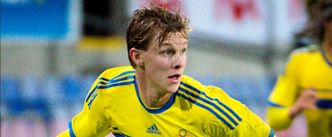 Suécia: Emil Krafth fica à disposição. Goal