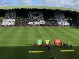 It was Nantes' first match since Sala's body was recovered. GOAL