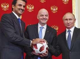 L'émir du Qatar sera au Parc des Princes. Goal